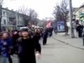 В Одессе прошел многотысячный марш против Евромайдана