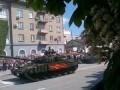 Парад в честь дня победы 9 мая 2016 года г.Луганск.