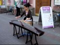 необычные музыкальные инструменты на Арбате