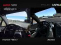 Project CARS vs Real Life - McLaren P1 @ Laguna Seca