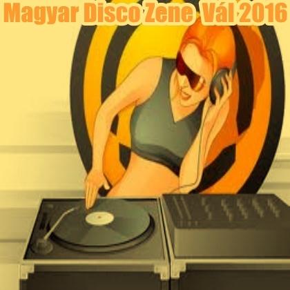 00.Magyar Disco Zene  Vál (2016)