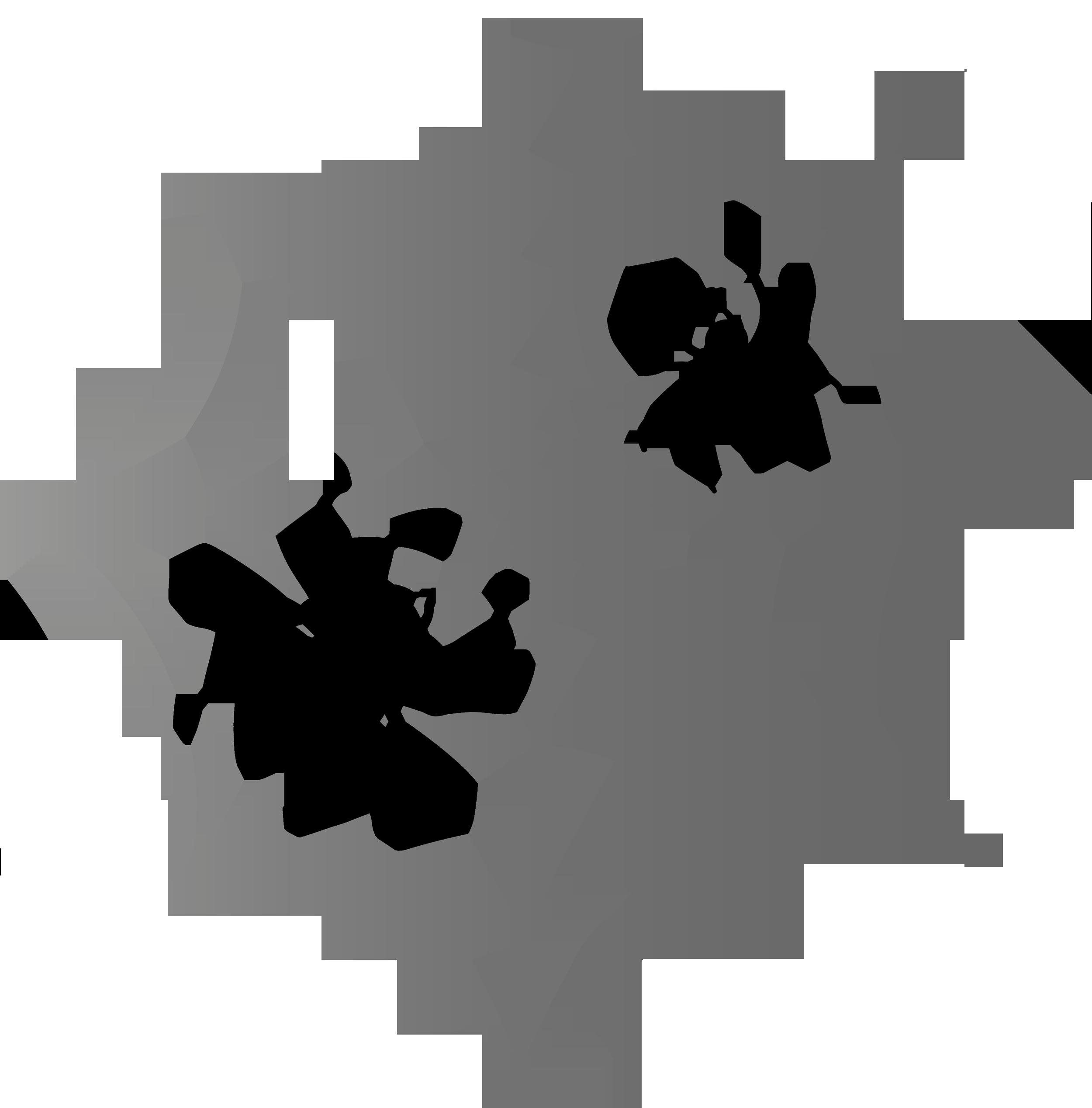 Рисунок паучка на паутине для детей
