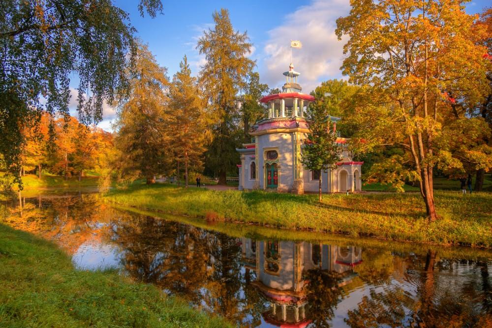 девушка эдуард гордеев фото осень в царском селе трогательный момент