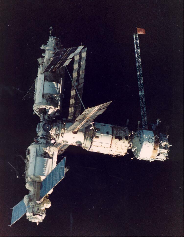 Орбитальный комплекс МИР
