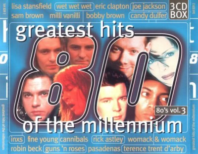 greatest hits of the millenium 80-3 front