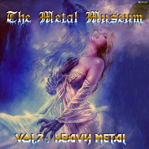 Heavy Metal - Front