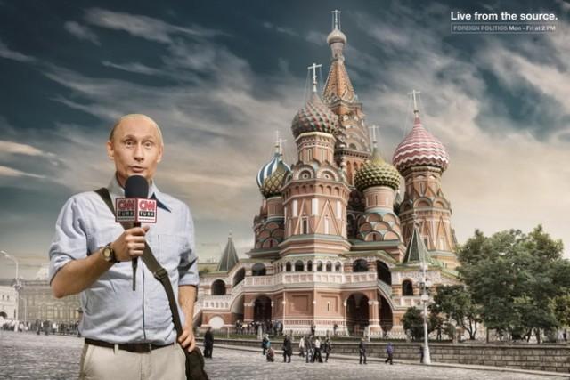 CNN Creative Путин