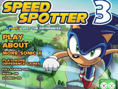 Speed Spotter 3