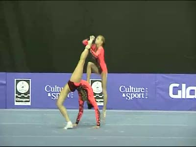 Sports Acro World Champs   - WP Russia 1