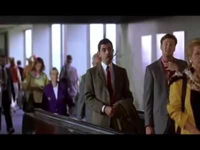 Mr.Bean - Airport (1997)