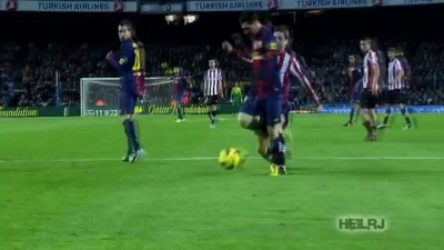 Lionel Messi ● Ultimate Never Dives 2012-2013 ||HD||