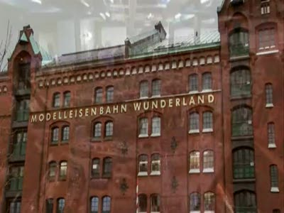 Miniatur Wunderland *** official corporate video *** largest model railway / railroad in the world