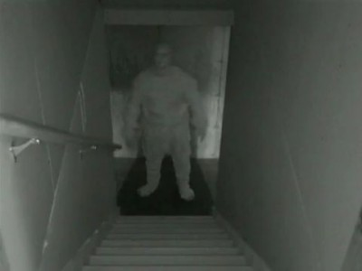 HORRIFYING GHOST FOOTAGE