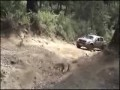 Landrover Discovery Holden Rodeo Mitsubishi Pajero and Triton 4x4 off road