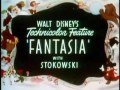 Fantasia - Original 1940 Trailer (Walt Disney)