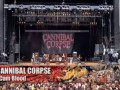 Cannibal Corpse - I Cum Blood - Live @ WFF 2007