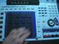 MPC 4000 Live performance by SeLee